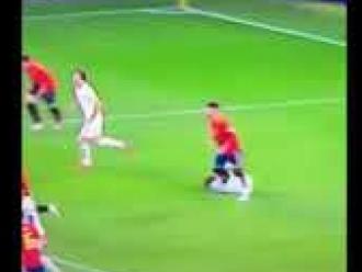 L'agressió de Ramos a Sterling