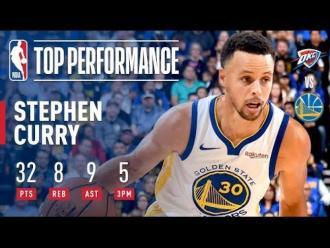Els 32 punts de Curry