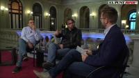 Entrevista a Javier Pacheco i a Camil Ros