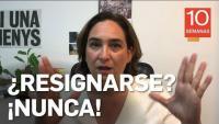 Vídeo del canal d'Ada Colau