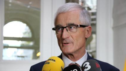 Geert Bourgeois, ministre president de Flandes