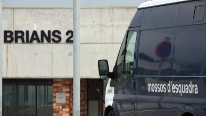 Els Mossos traslladaran els presos polítics fins a Brians 2 i la Guàrdia Civil els portarà des de la presó d'enllaç directament a Madrid