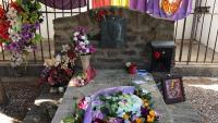 La tomba d'Antonio Machado a Cotlliure