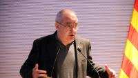 El conseller Josep Bargalló, en una imatge recent