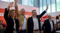 Batet, Collboni, Cruz i Iceta, aquest diumenge en un acte de campanya del PSC  a Barcelona