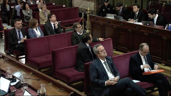La defensa de Jordi Cuixart ha cridat els dos sociòlegs com a pèrits