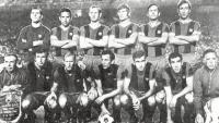 L'equip del Barça que va guanyuar la final del 1971 contra el València