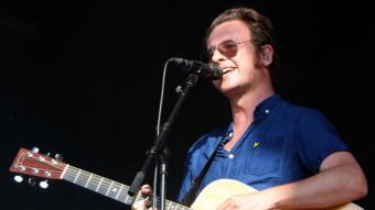 El cantant David Carabén, en una imatge d'arxiu