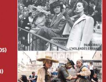 Gràfic amb dades de rodatges i la llista de les produccions rodades a Girona ciutat GRÀFICS