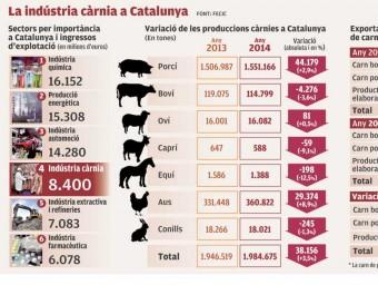La indústria càrnia a Catalunya El Punt Avui