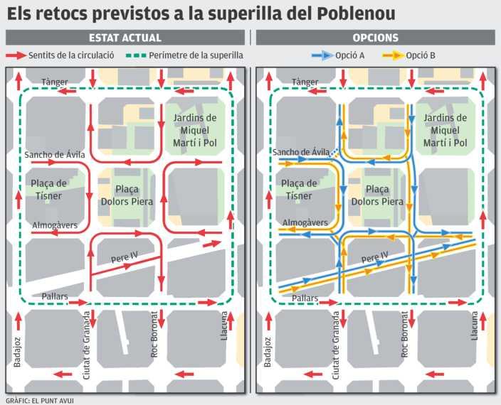 15 nov 2016 retocs per salvar una superilla deserta ivan vila barcelona societat el - Pisos de proteccion oficial barcelona requisitos ...