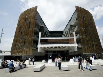 Parc de Recerca Biomèdica de Barcelona, un dels centres que acull més científics de Catalunya QUIM PUIG