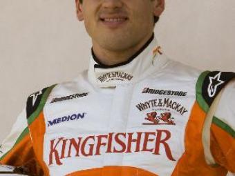 Adrian Sutil, pilot de Force India   REUTERS