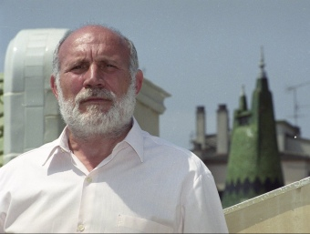 Pau Viladiu Quemada, l'any 2000. XABIER MIKEL LABURU
