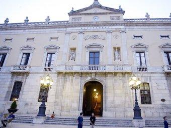 La reforma de l'ajuntament de Tarragona es finançarà amb el PUOSC. EL PUNT