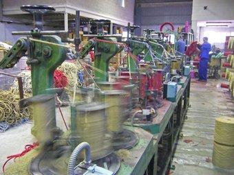 L'empresa de calçat Castañer de Banyoles és un bon exemple de pime d'èxit.  Foto:RAMON ESTEBAN