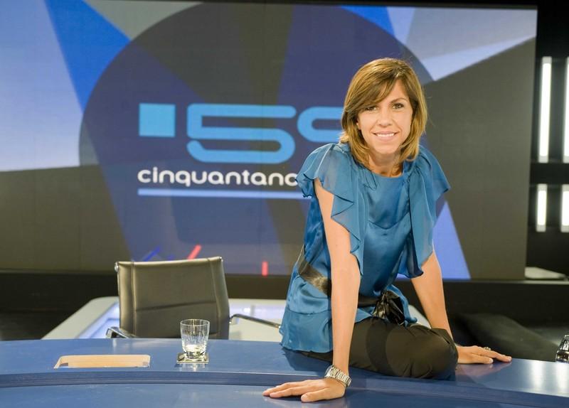 Cristina Puig Al Plat De 59 Segons TVE