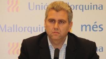 El fins ara president d'UM, Josep Melià, en una imatge del 2010 El Punt