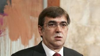 El candidat del PSIB a les Balears, Francesc Antich ARXIU