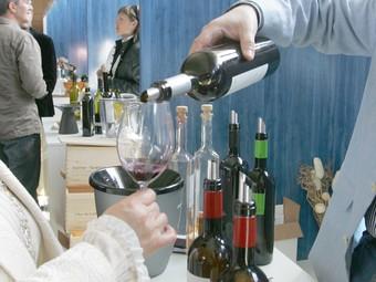Els vins de la DO Terra Alta són reconeguts per la seva qualitat.  M.M