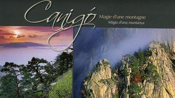 Portada del llibre «Canigó. Màgia d'una muntanya».  EL PUNT