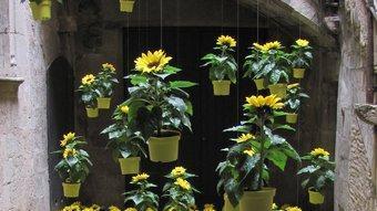 Un dels jardins de la mostra d'aquest any. DANI VILÀ