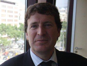 Joaquim Montsant és el director del Cesce per Catalunya i Balears.  Foto:ARXIU