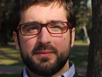 Borja Vilaseca.  Foto:ARXIU