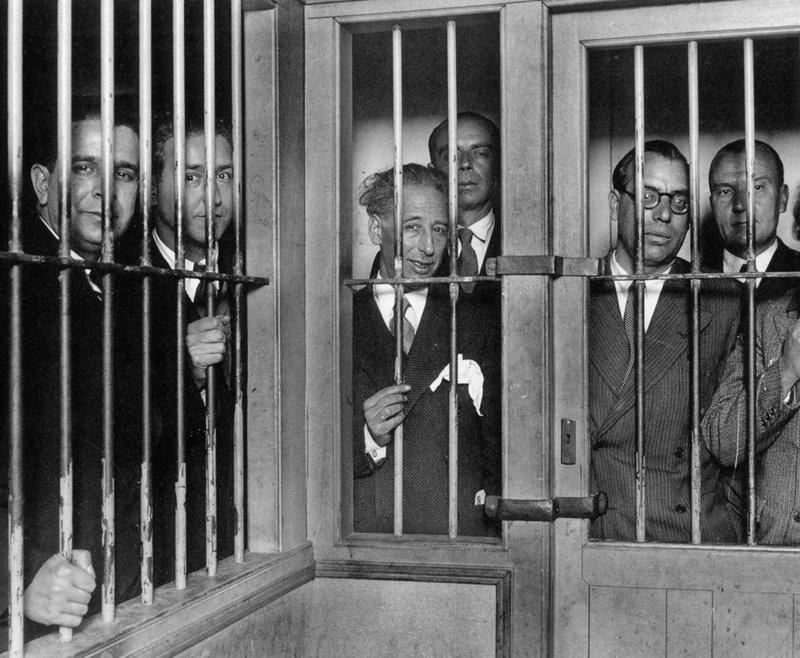 Resultado de imagen de companys preso
