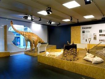 Després d'un any de reformes, l'interior del centre és completament nou, s'ha reformulat el projecte museogràfic i s'ha triplicat l'espai per a la col·lecció ICP / CARLES RAURICH