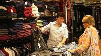 Boutique Prat ofereix roba moderna de senyora.  MANEL LLADÓ