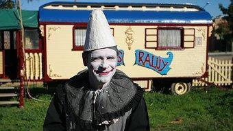 El circ Raluy situat al barri de Palau. M.LLADÓ