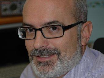 Xavier Castella, secretari general de la conselleria.  Foto:A.M