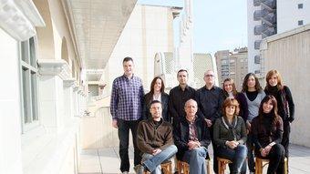 Onze persones formen part de l'equip d'Administració, Finances i Recursos Humans. ORIOL DURAN