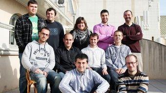 L'equip del departament de Sistemes d'Informació.  EL PUNT