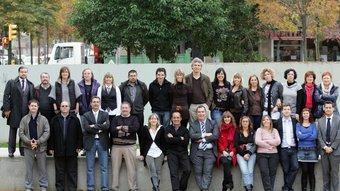 Més de trenta persones formen part de l'equip comercial ROBERT RAMOS