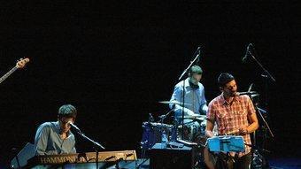 Els Amics de les Arts dissabte passat a Girona JOAN SABATER