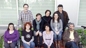 L'equip de redacció de la revista Presència, ROBERT RAMOS