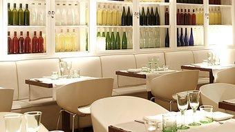 El restaurant Blanc , que es troba a la ciutat de Girona, es va inaugurar l'any 2003. ANDILANA