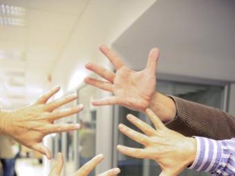 La mida dels dits es relaciona amb les hormones R.RAMOS