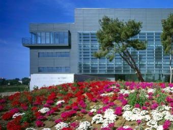 La seu de l'Institut de Ciències Fotòniques, un centre creat per la Generalitat al 2002, es troba a Campus del Baix Llobregat ICFO