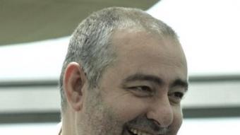 El cuiner Santi Santamaria, mort el 16 de febrer passat.  MIQUEL ANGLARILL