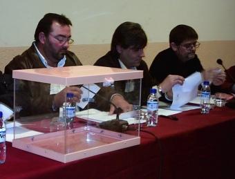 La moció de censura a Bot, al novembre del 2007, ha estat el moment més tens entre CiU i el PSC a la Terra Alta. G.M