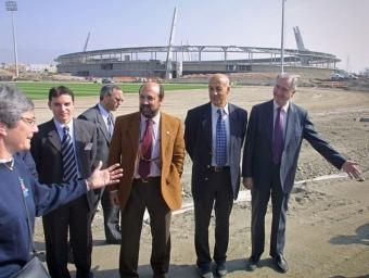 Addadi, el president.  Foto:EFE