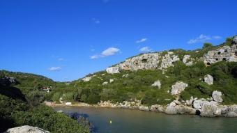 Calascoves, un important jaciment arqueològic que servia de cementiri. FUNDACIÓ DESTÍ MENORCA