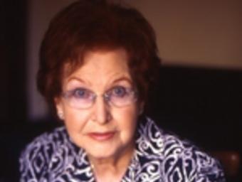 La poetessa i novel·lista Maria Beneyto va morir ahir a l'edat de 85 anys. Prats i Camps