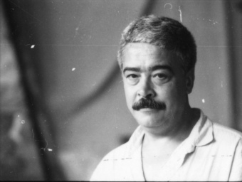Jordi Teixidor, en una imatge del 1991 PILAR AYMERICH / FOTO CEDIDA PEL MUSEU D'ARTS ESCÈNIQUES