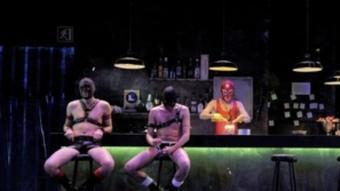 L'obra de teatre Gang Bang.   DAVID RUANO