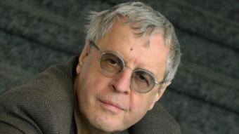 El premi Pulitzer americà Charles Simic RICHARD DREW / AP