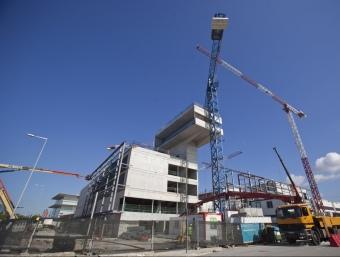 El sector de la construcció és el que més problemes genera als proveïdors.  ARXIU/ ROBERT RAMOS